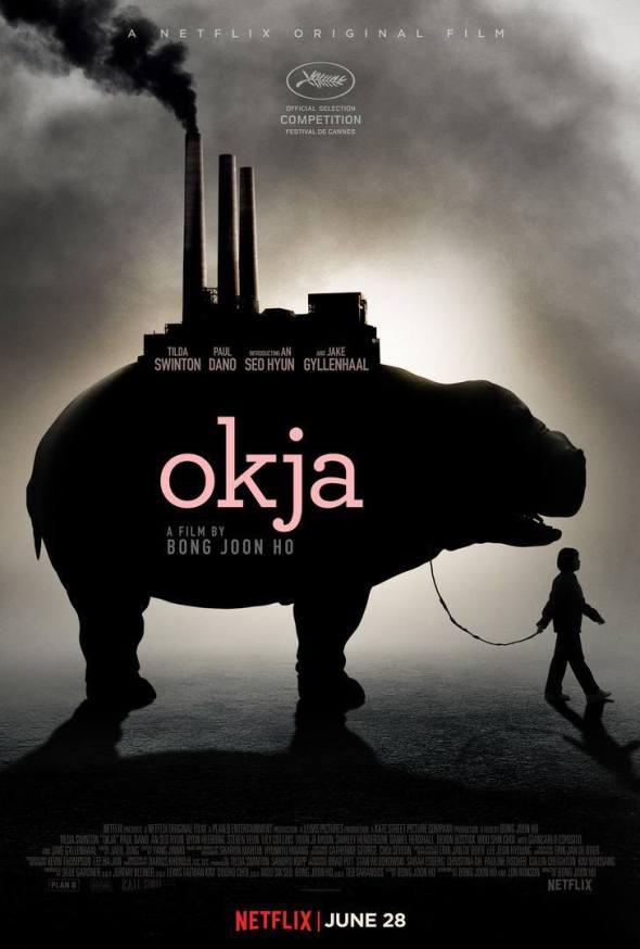 Okja, Bon Joon Ho, Film Originale Netflix
